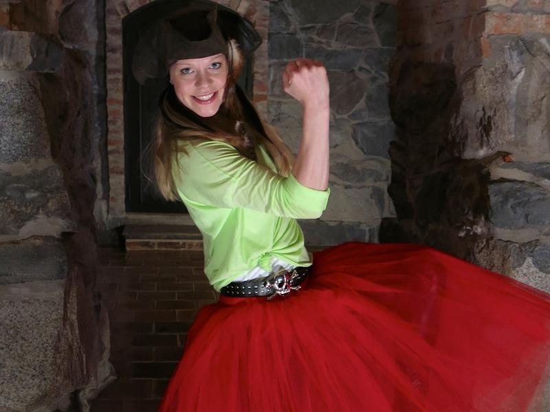 Dansstopp med Piratsessan